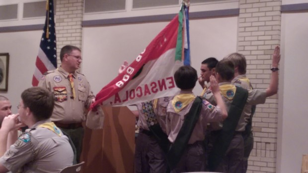 Our last Court of Honor for 2015 was held. Congratulations to all Scouts who advanced rank and earned Merit Badges.  Our thanks to Mr. Woo and Happy China Restaurant for […]