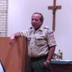 New Scoutmaster Jeff Kelly