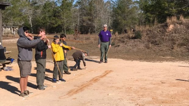 The Yustaga (OA Lodge) Native American Weekend at SpanishTrail Scout Reservation was great! The weather was sunny and warm; perfect to enjoy the majestic Indian dancing and fun activities. Our […]